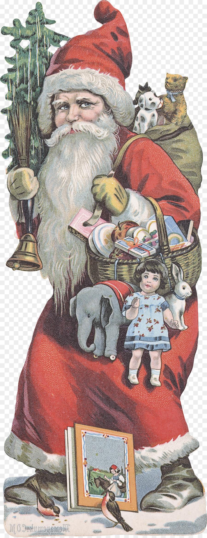 Descarga gratuita de Santa Claus, La Víspera De Navidad, Vacaciones imágenes PNG