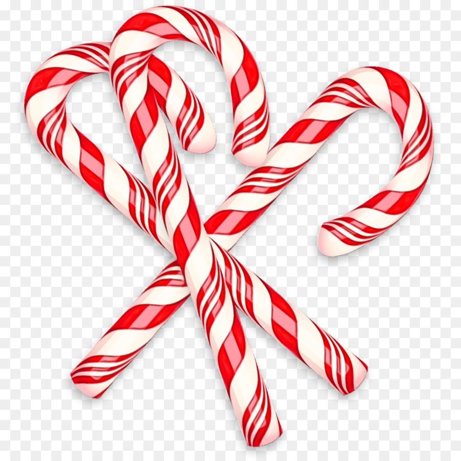 Descarga gratuita de Bastón De Caramelo, La Navidad, Dulces Imágen de Png