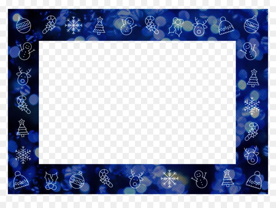 Descarga gratuita de Azul Cobalto, Azul, Marco De Imagen imágenes PNG