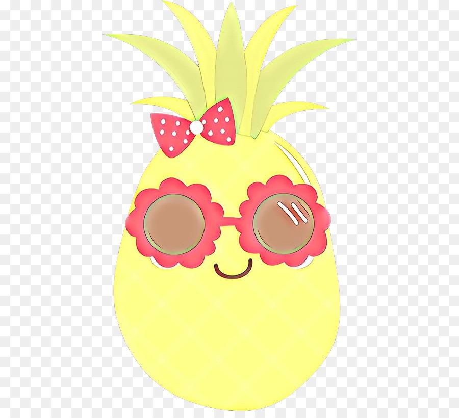 Descarga gratuita de Piña, La Fruta, Amarillo Imágen de Png