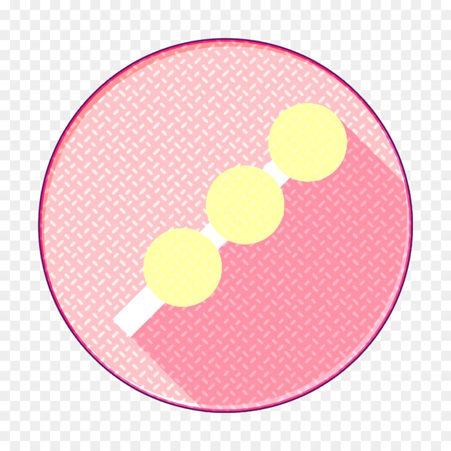 Descarga gratuita de Rosa, Círculo, Amarillo Imágen de Png