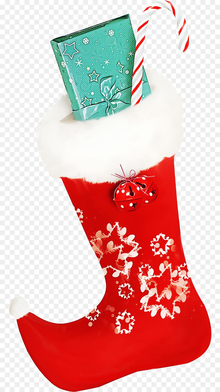 Descarga gratuita de Calcetín De Navidad, Decoración De La Navidad, Decoración imágenes PNG