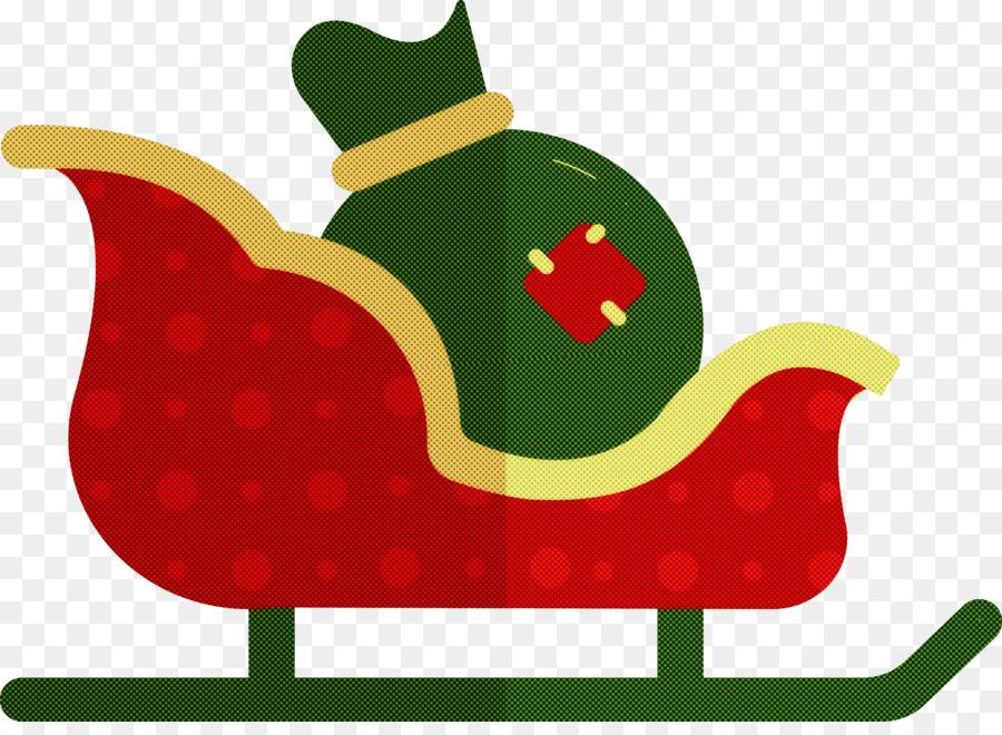 Descarga gratuita de Santa Claus, Trineo, Vehículo Imágen de Png