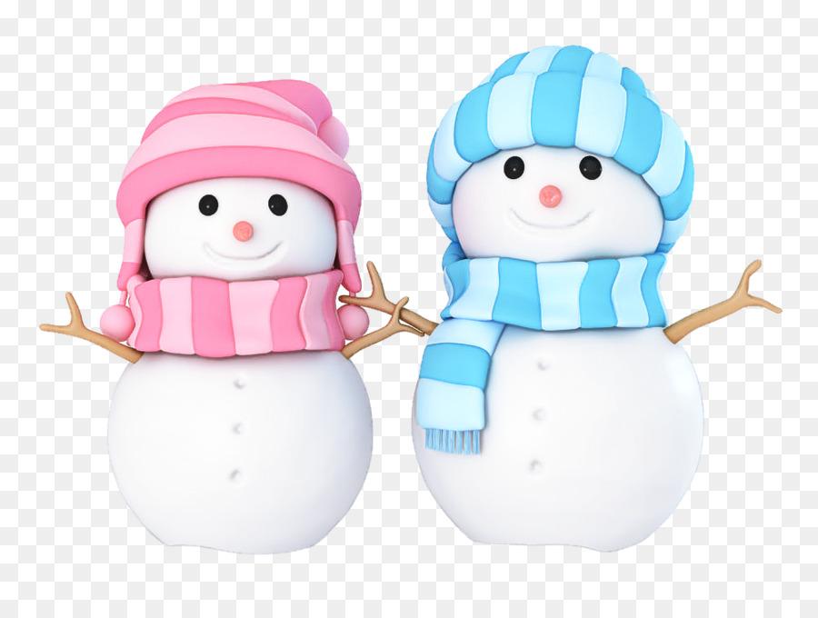 Descarga gratuita de Muñeco De Nieve, Rosa, La Nieve Imágen de Png