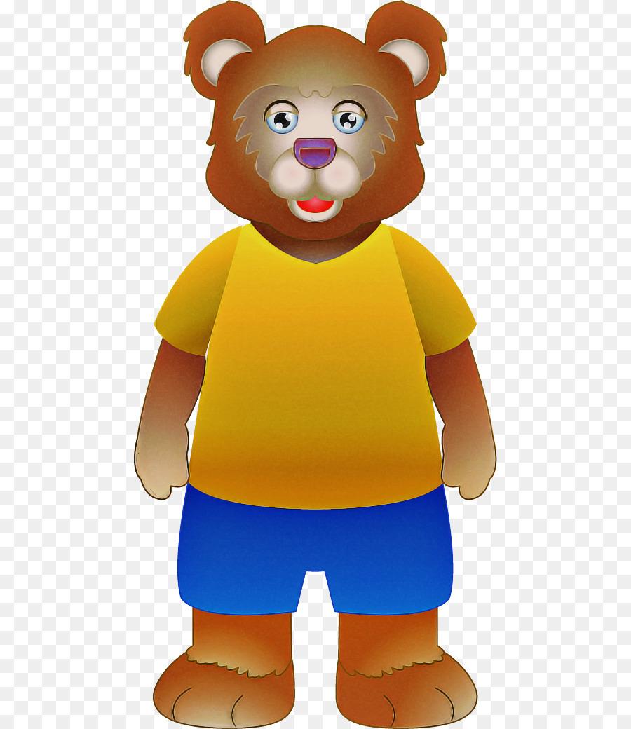 Descarga gratuita de Amarillo, Mascota, Animación imágenes PNG