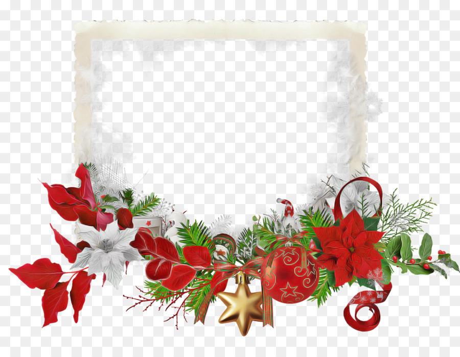 Descarga gratuita de Decoración De La Navidad, Corona, Marco De Imagen Imágen de Png