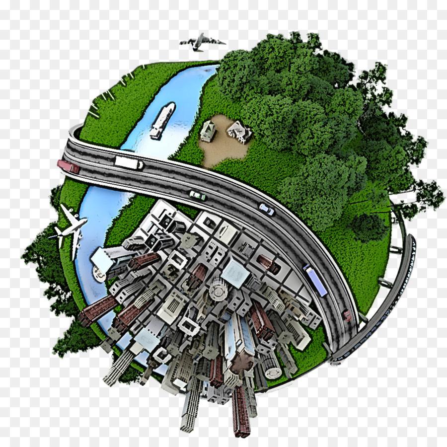Descarga gratuita de Transporte, El Diseño Urbano, árbol imágenes PNG