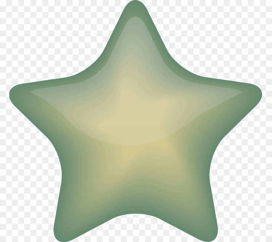 Descarga gratuita de Verde, Estrella, Amarillo Imágen de Png