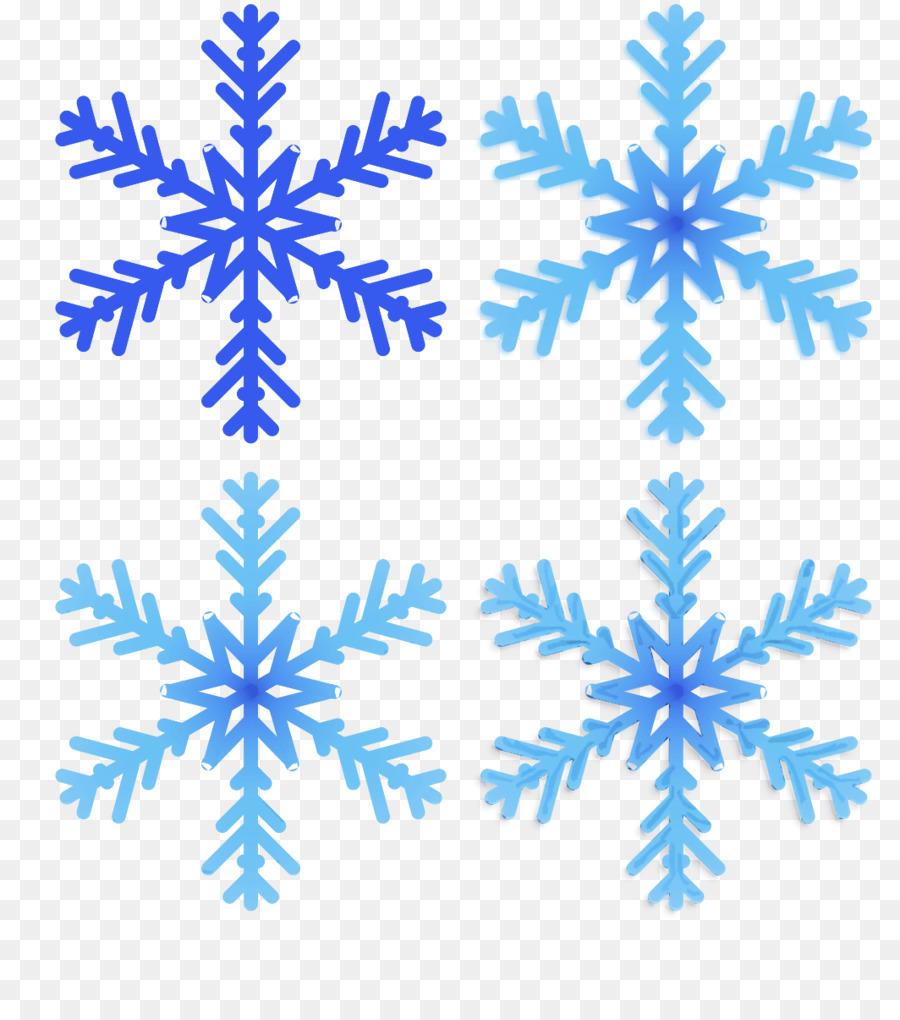 Descarga gratuita de Copo De Nieve, La Simetría Imágen de Png
