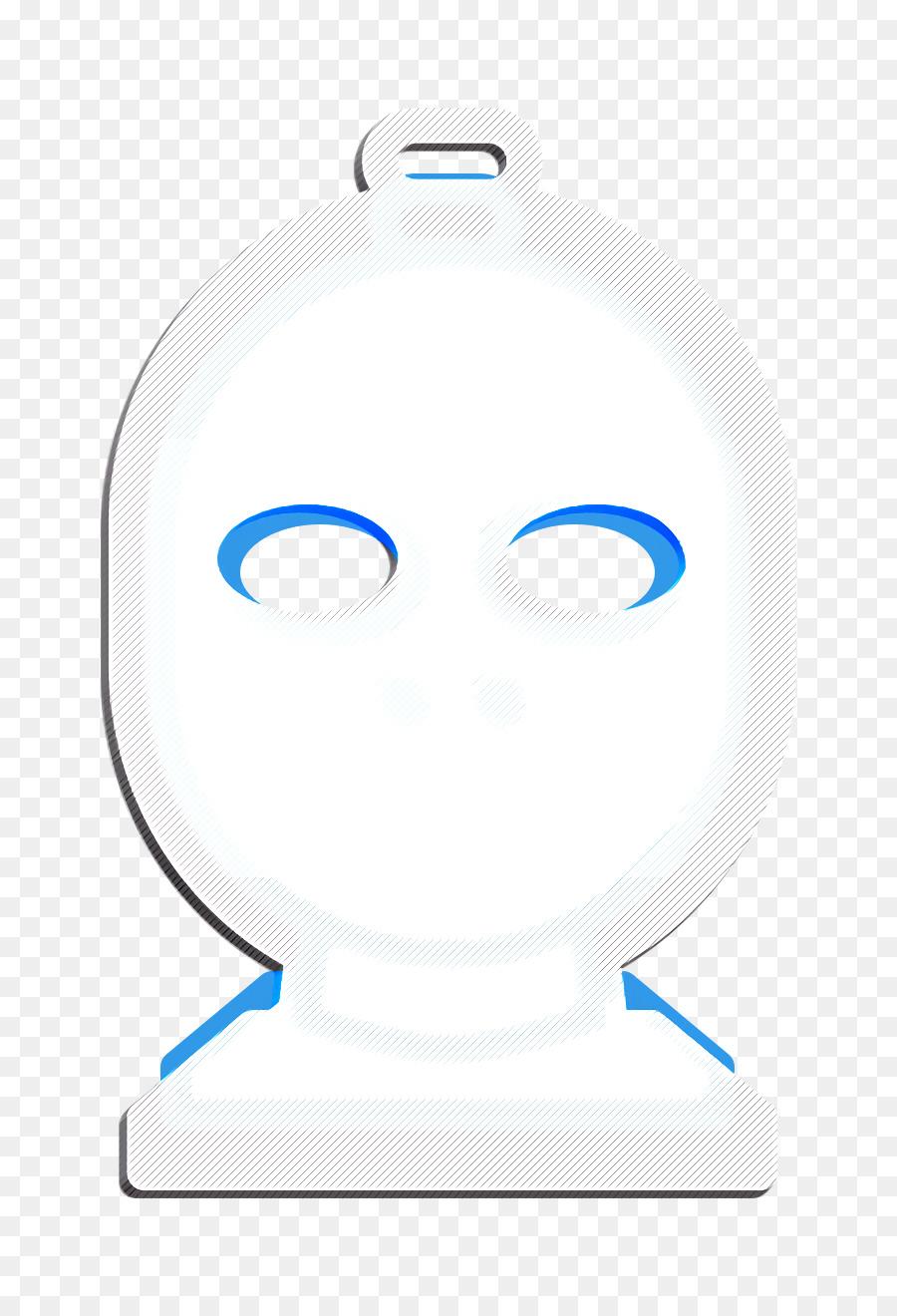 Descarga gratuita de La Cara, Azul, Blanco imágenes PNG