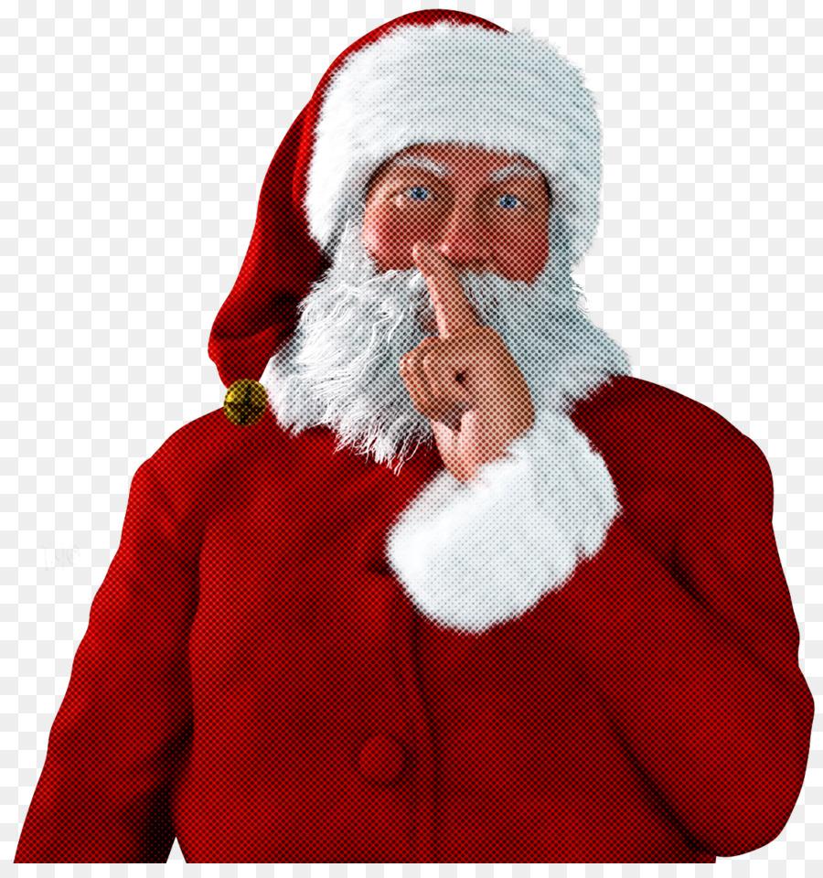 Descarga gratuita de Santa Claus, El Vello Facial, Barba Imágen de Png