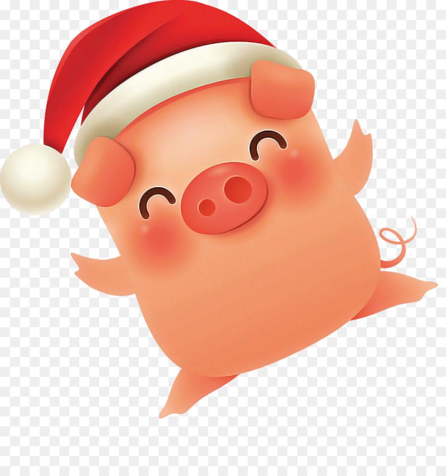 Descarga gratuita de Nariz, Santa Claus, Suidae Imágen de Png