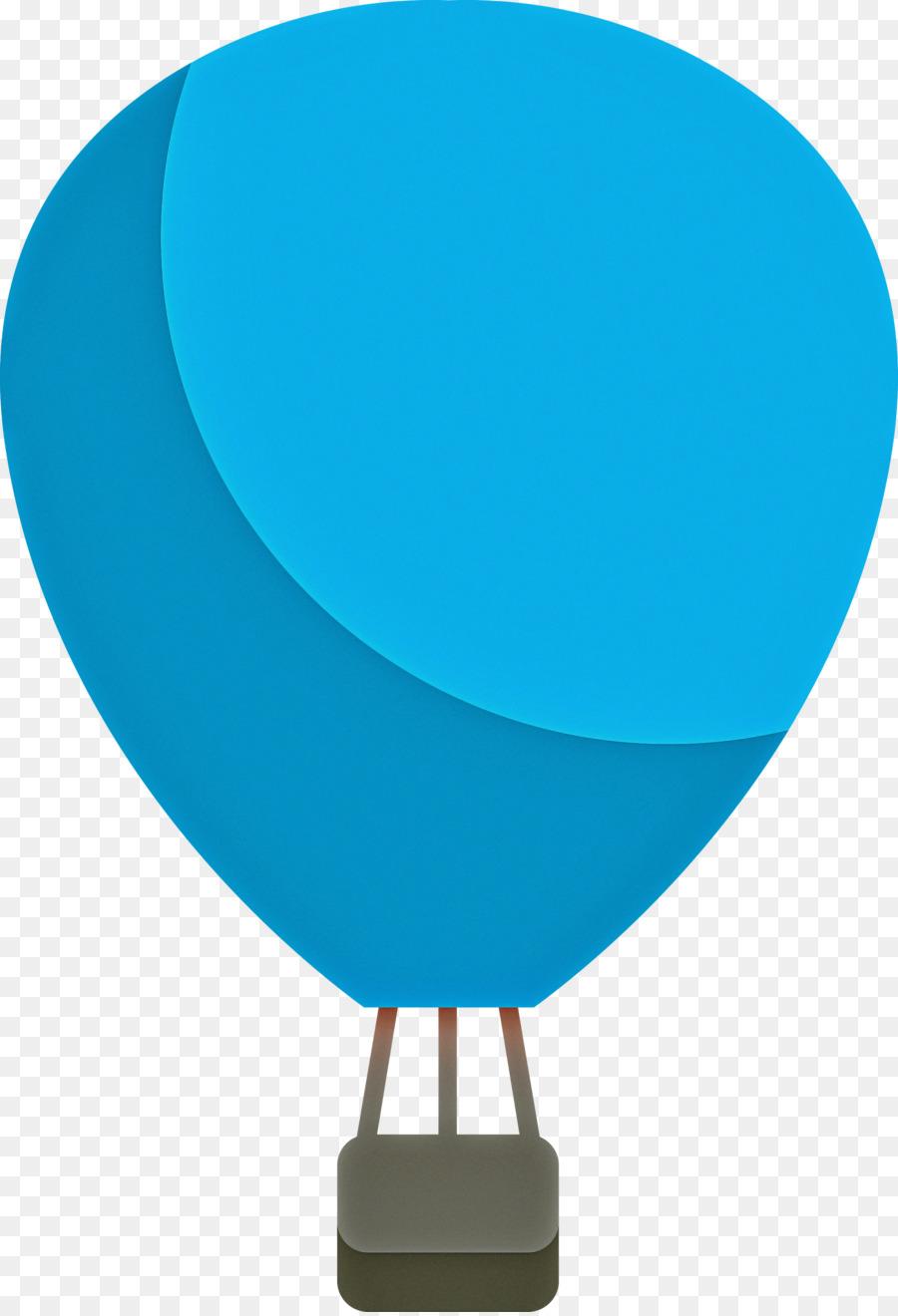 Descarga gratuita de Globo De Aire Caliente, Azul, Turquesa Imágen de Png