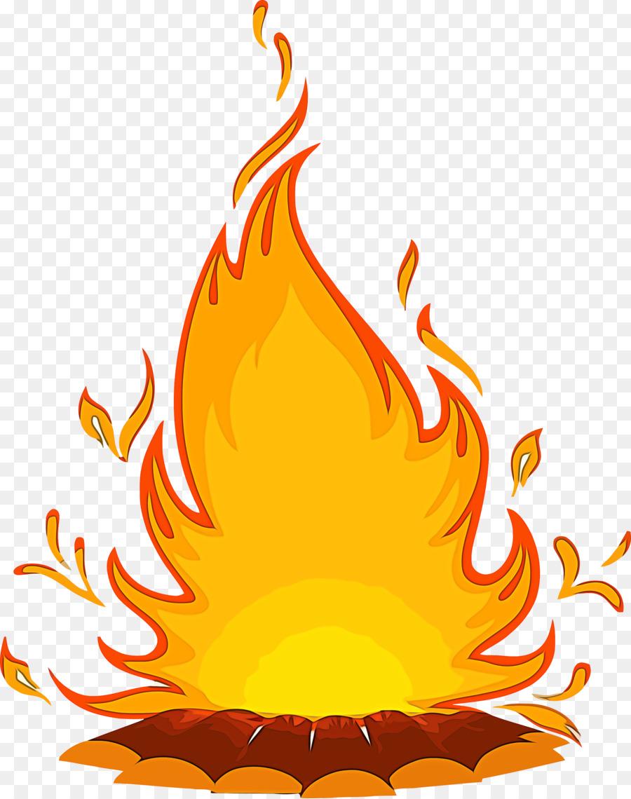 Descarga gratuita de Llama, Naranja, Fuego Imágen de Png