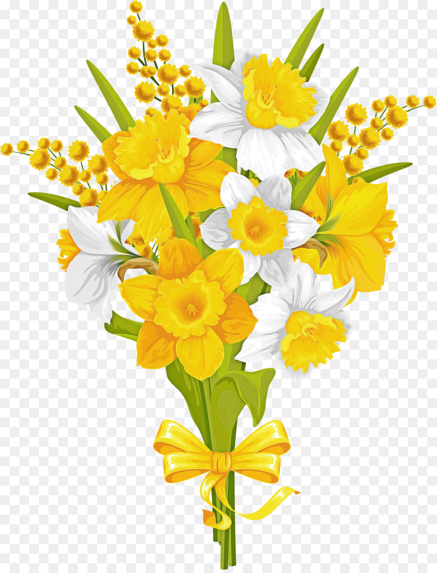 Descarga gratuita de Flor, Las Flores Cortadas, Amarillo Imágen de Png