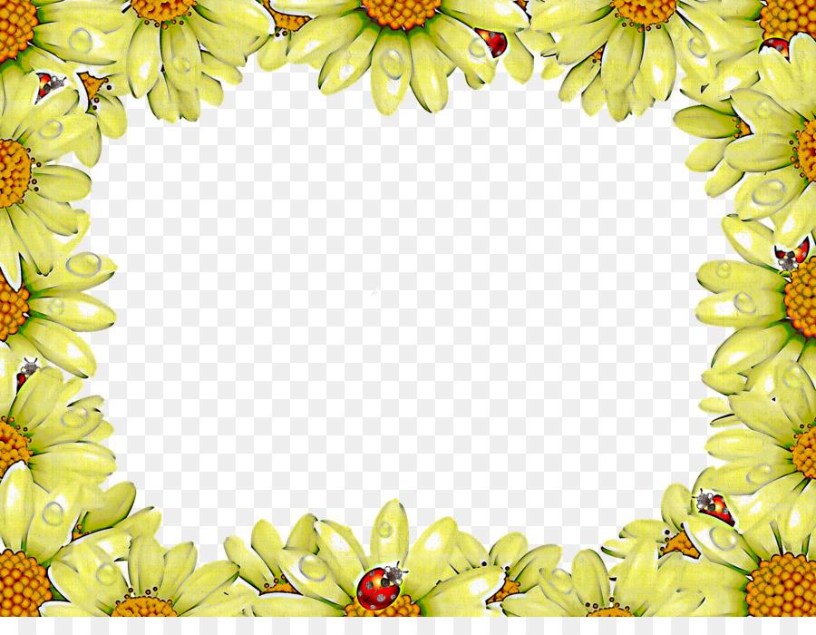 Descarga gratuita de Marco De Imagen, Flor, Diseño Floral Imágen de Png