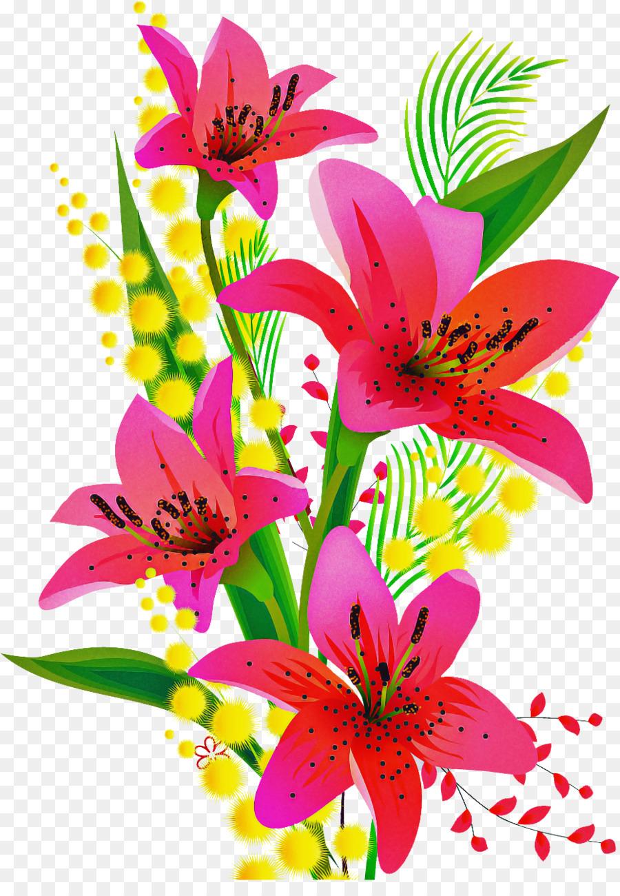 Descarga gratuita de Flor, Lily, Pétalo Imágen de Png