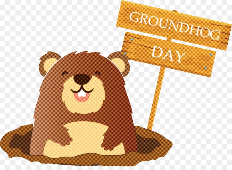 Descarga gratuita de El Día De La Marmota, De La Marmota, Oso Pardo imágenes PNG