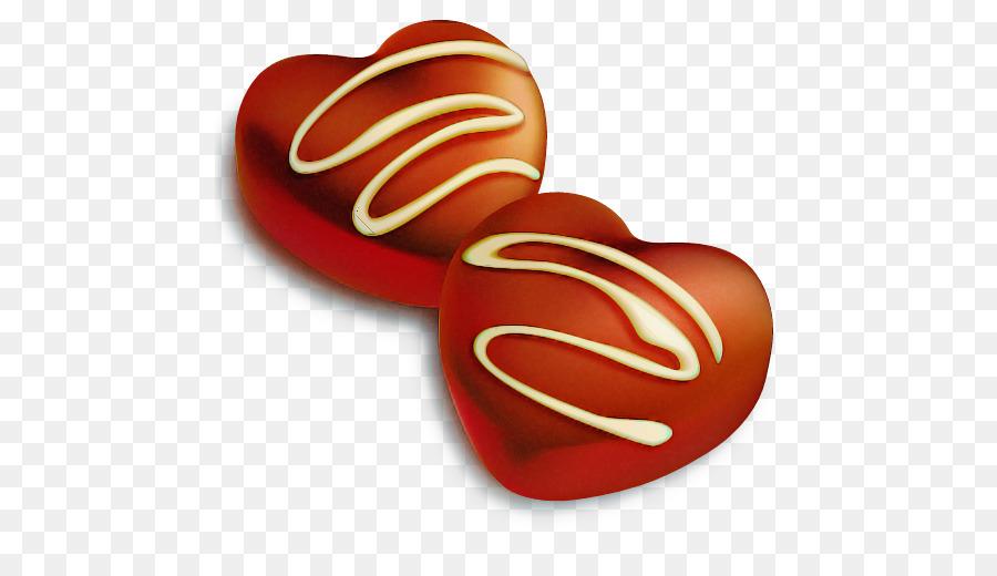 Descarga gratuita de Corazón, La Comida, Chocolate imágenes PNG