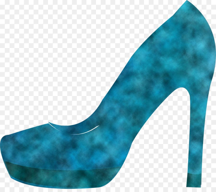 Descarga gratuita de Azul, Calzado, Zapatos De Tacón Alto imágenes PNG