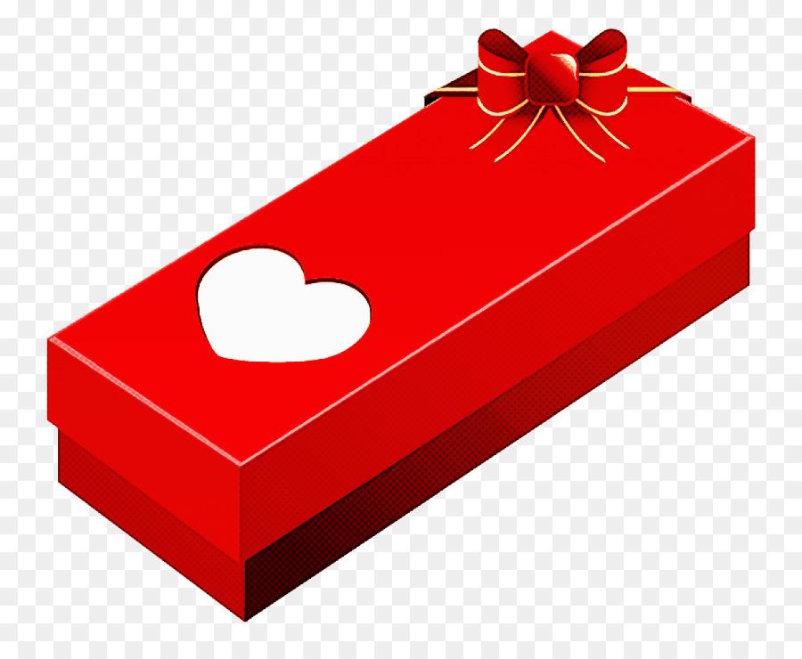 Descarga gratuita de Rojo, Corazón, Presente imágenes PNG
