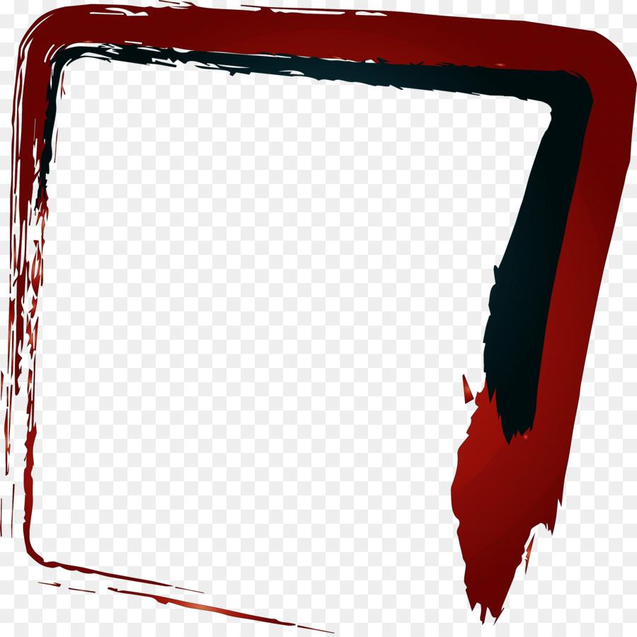 Descarga gratuita de Rojo, Rectángulo, Línea Imágen de Png
