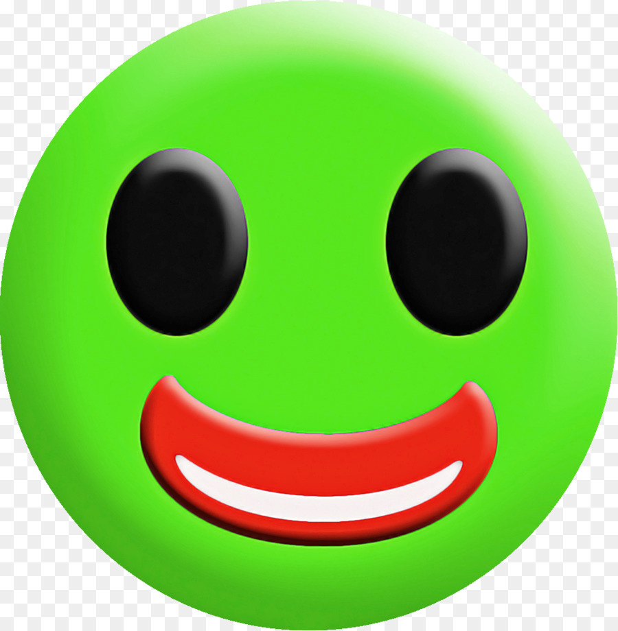 Descarga gratuita de Verde, Sonrisa, La Expresión Facial imágenes PNG