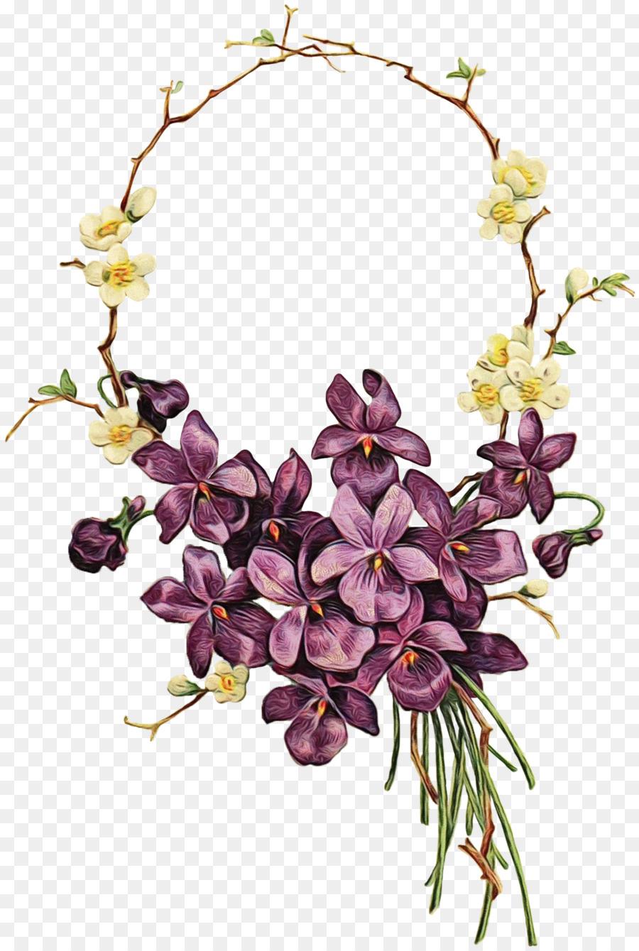 Descarga gratuita de Flor, Planta, Lila imágenes PNG