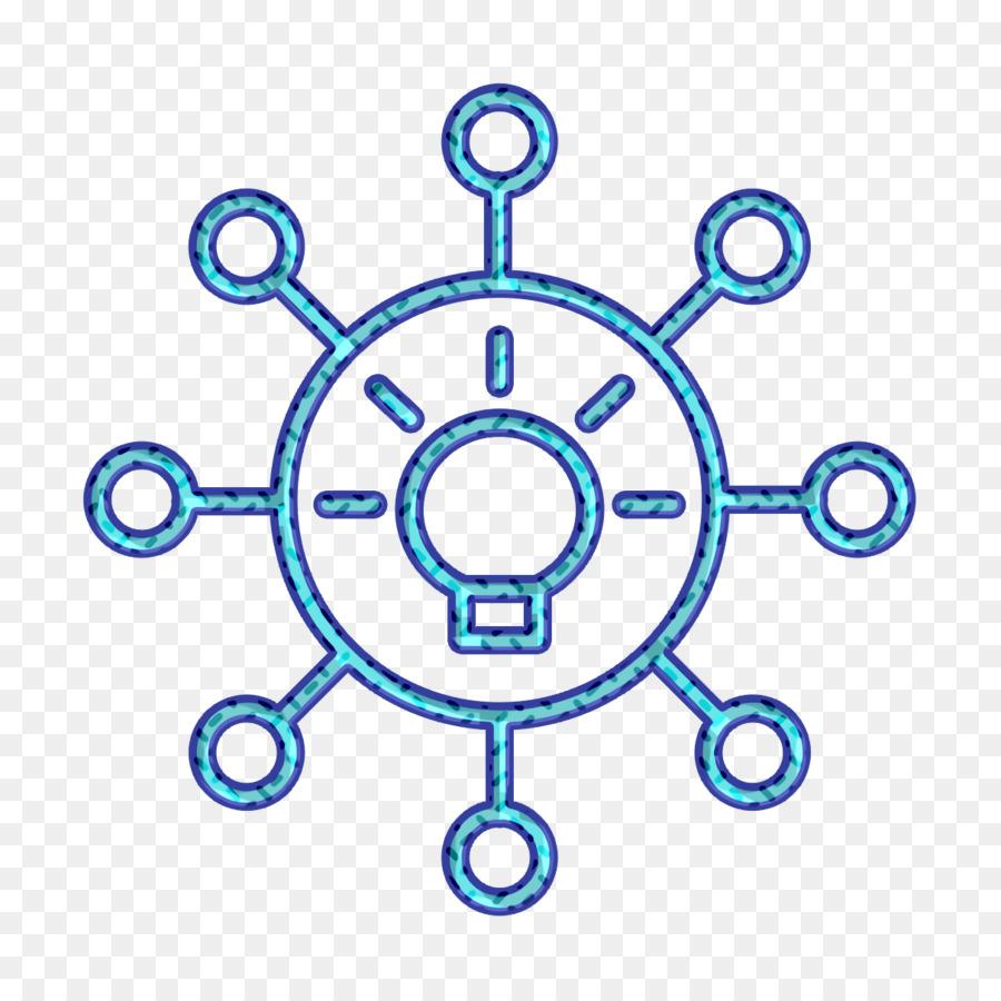 Descarga gratuita de Azul, Círculo, Línea Imágen de Png