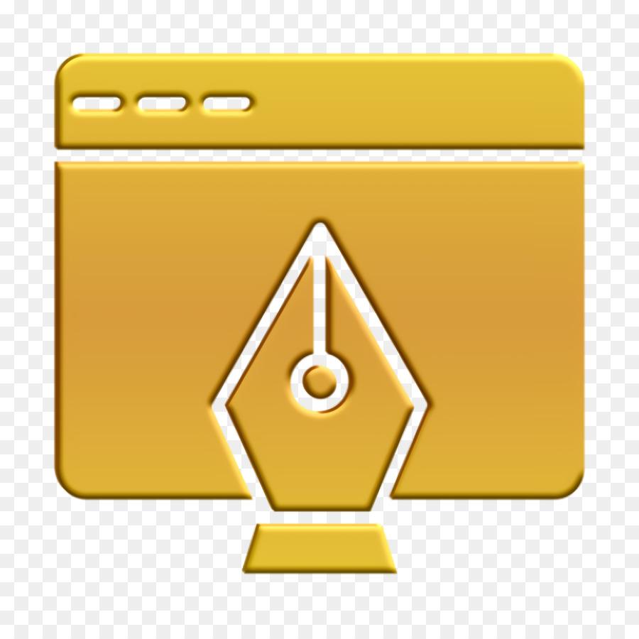 Descarga gratuita de Amarillo, Línea, Icono De Ordenador Imágen de Png