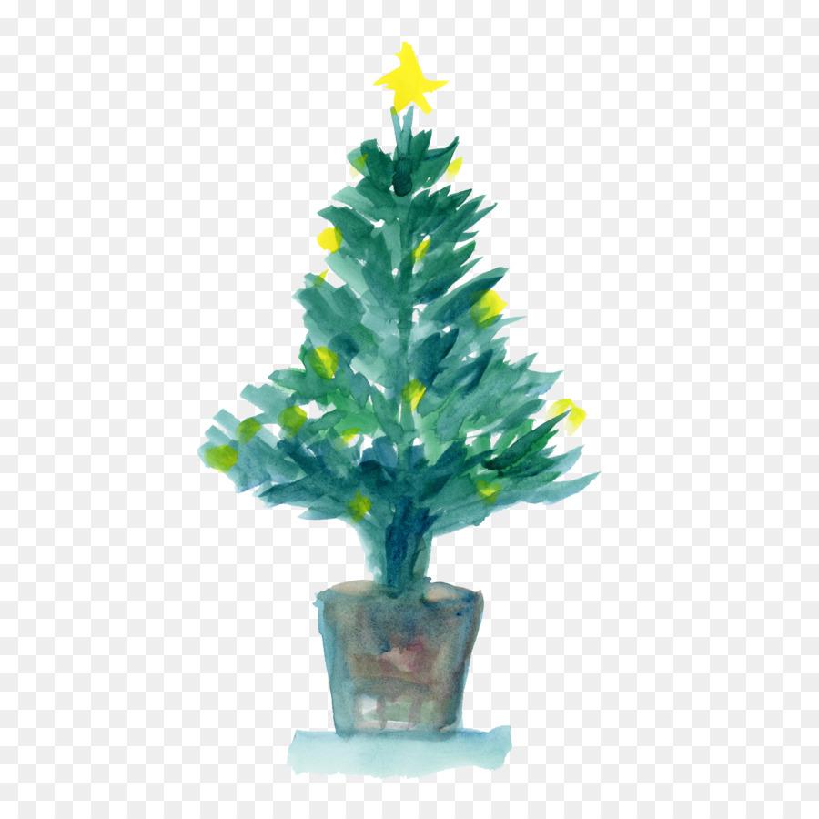 Descarga gratuita de árbol, árbol De Navidad, El Abeto Balsámico imágenes PNG