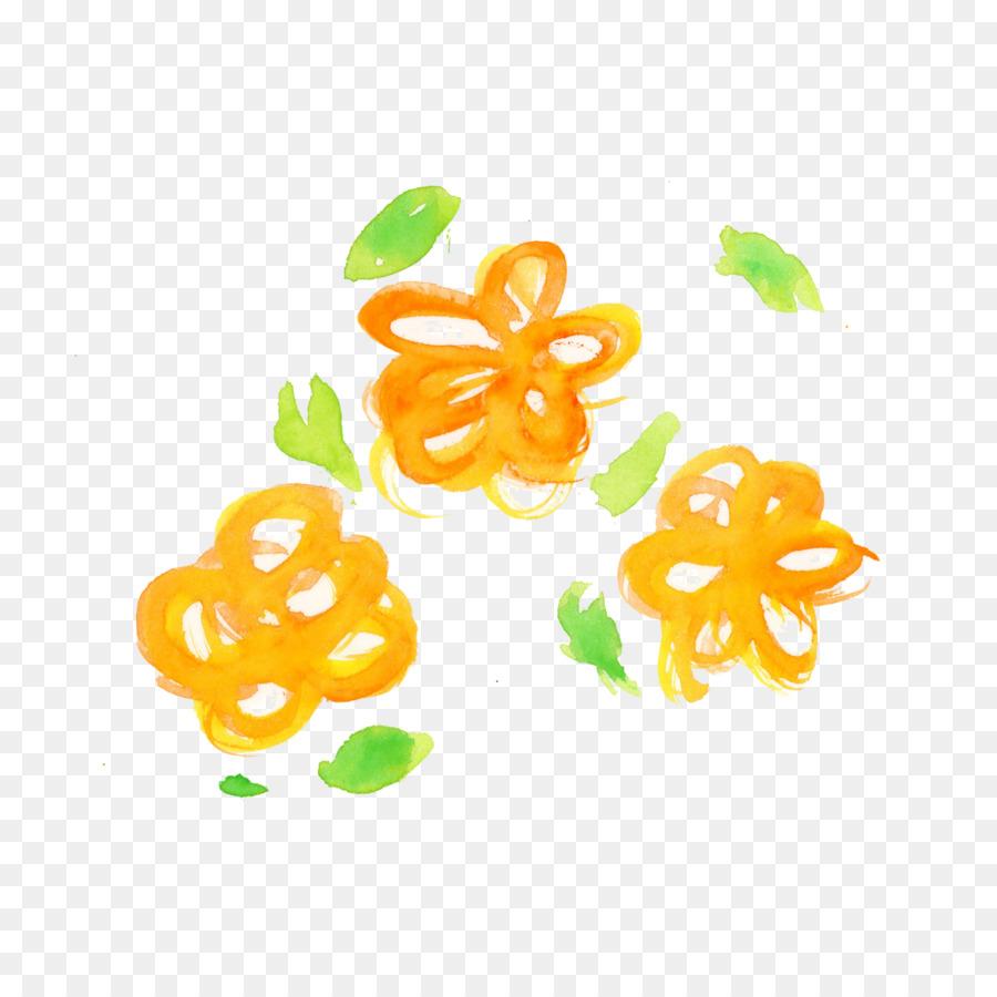 Descarga gratuita de Naranja, Amarillo, Planta Imágen de Png