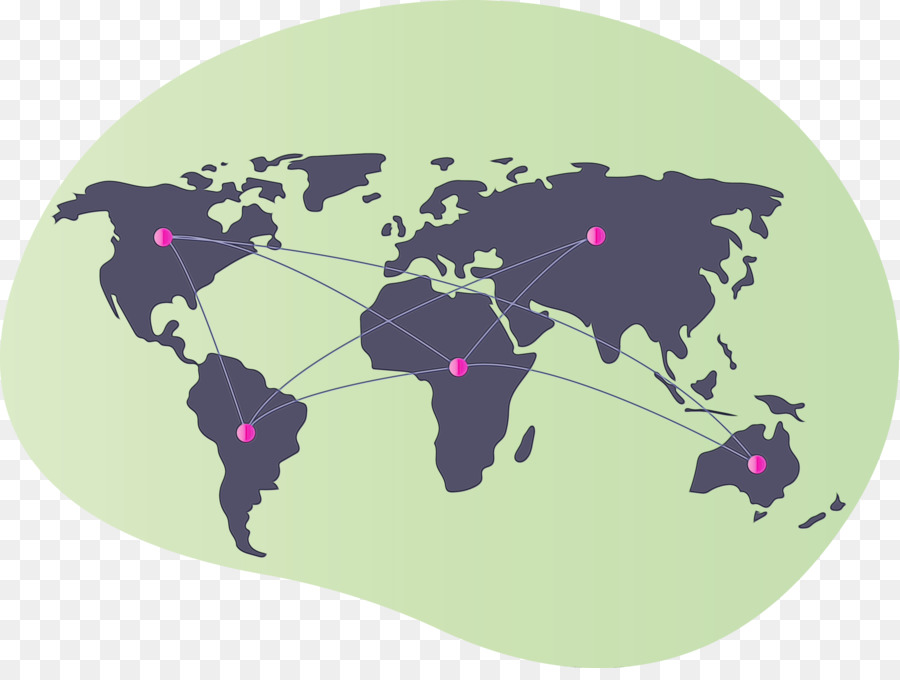 Descarga gratuita de Mundo, Mapa Imágen de Png