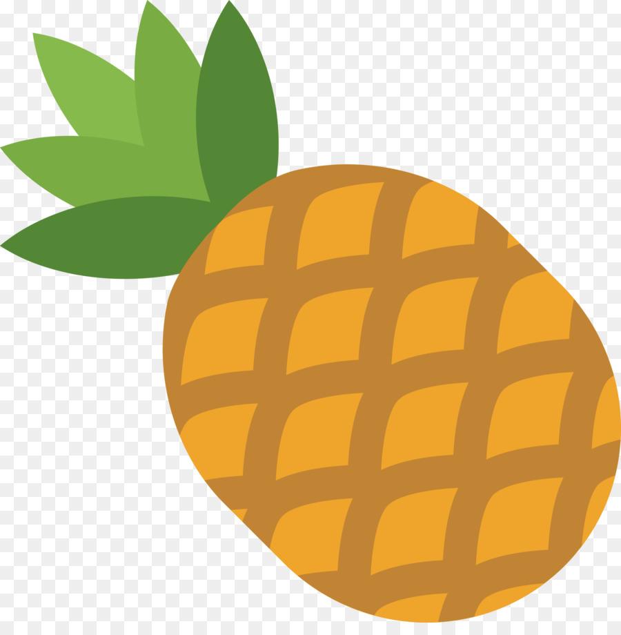 Descarga gratuita de Piña, La Fruta, Hoja imágenes PNG