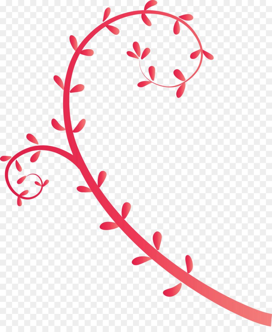 Descarga gratuita de Corazón, Rosa, Línea imágenes PNG
