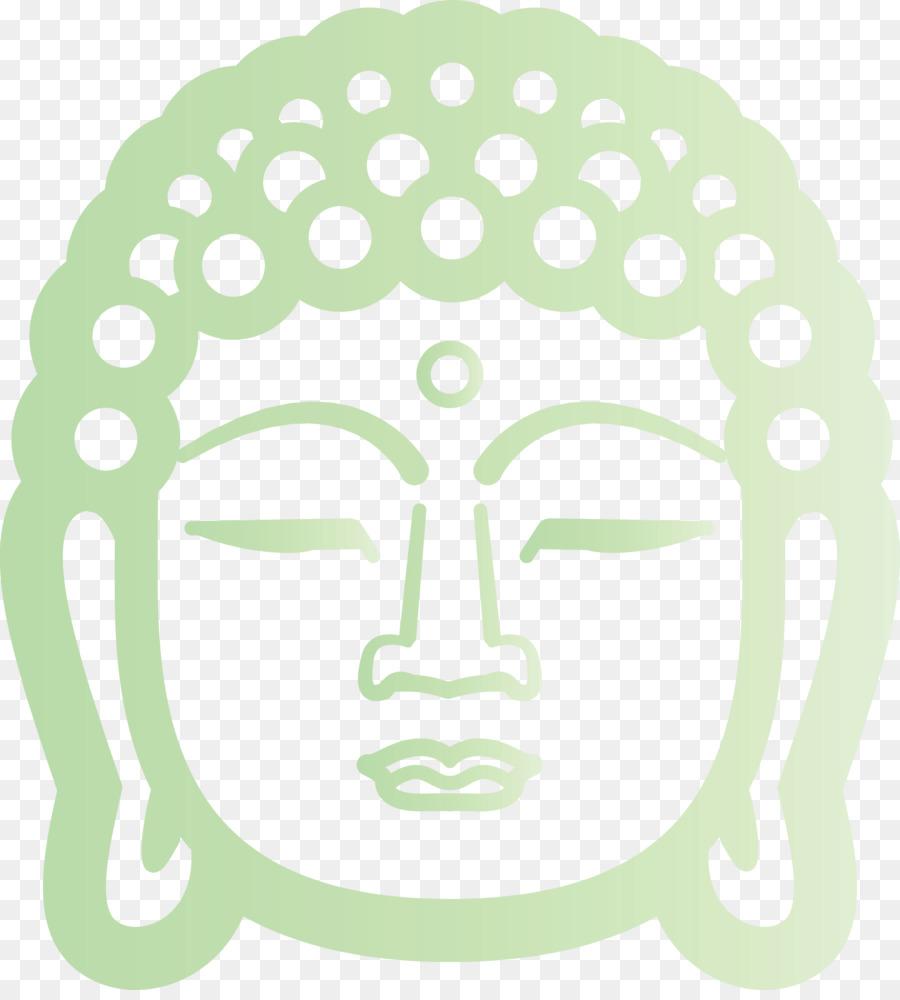 Descarga gratuita de La Cara, Verde, Blanco imágenes PNG