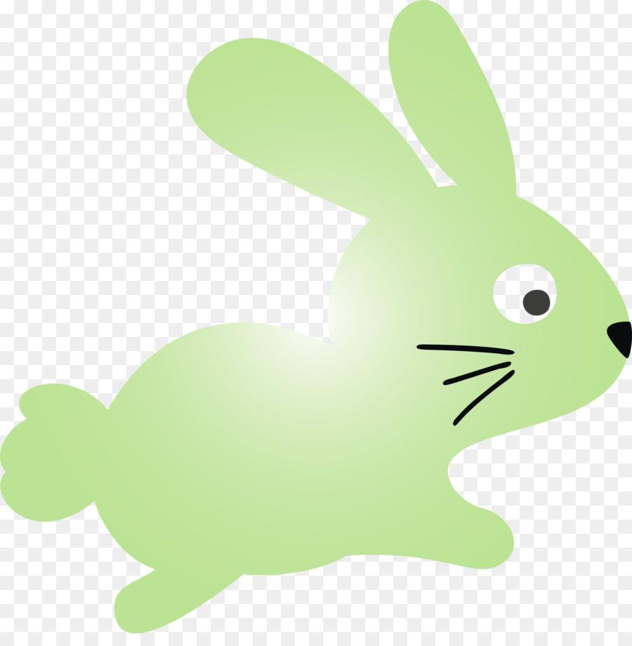 Descarga gratuita de Verde, Conejo, La Liebre imágenes PNG