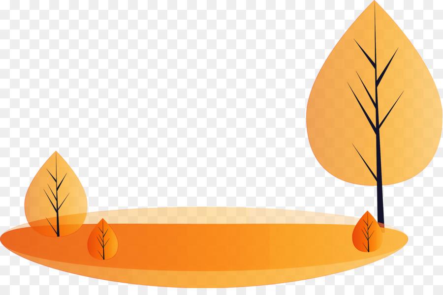 Descarga gratuita de Naranja, Amarillo, Hoja imágenes PNG