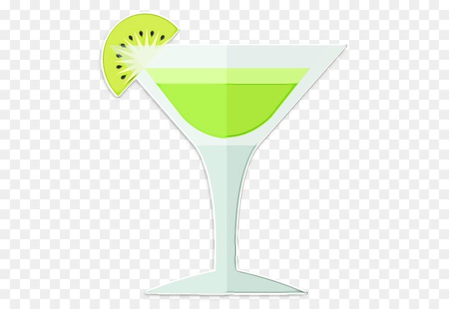 Descarga gratuita de Beber, Copa De Martini, Verde Imágen de Png