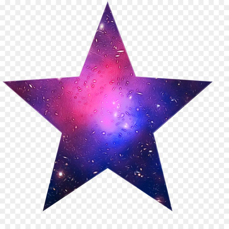 Descarga gratuita de Violeta, Azul, Estrella Imágen de Png
