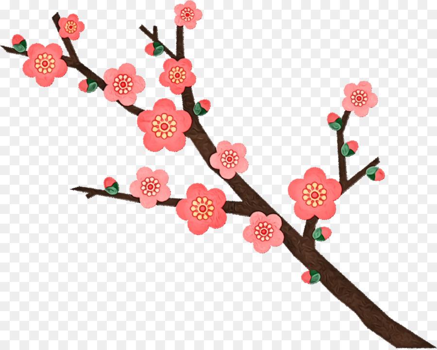 Descarga gratuita de De Los Cerezos En Flor, Diseño Floral, Pétalo Imágen de Png