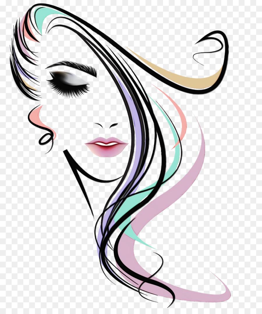 Descarga gratuita de Peinado, Belleza, Modelo imágenes PNG