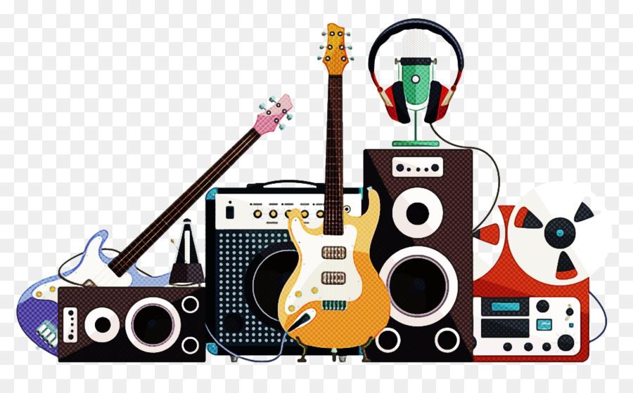 Descarga gratuita de Guitarra, Instrumento Musical Electrónico, Instrumento De Cuerda imágenes PNG