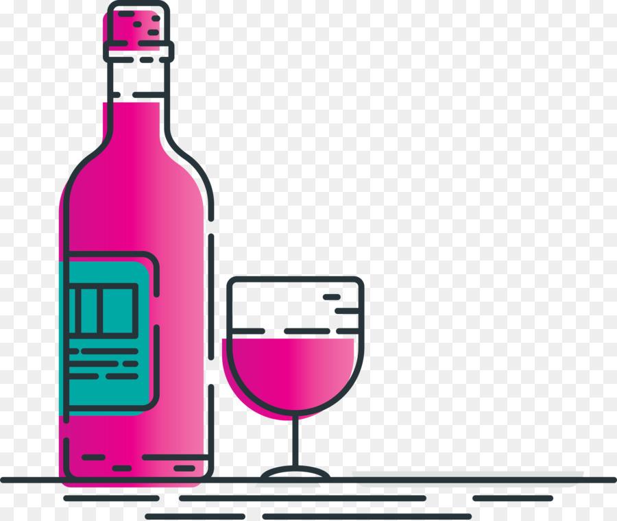 Descarga gratuita de Vino Tinto, Vino, Botella De Vidrio Imágen de Png
