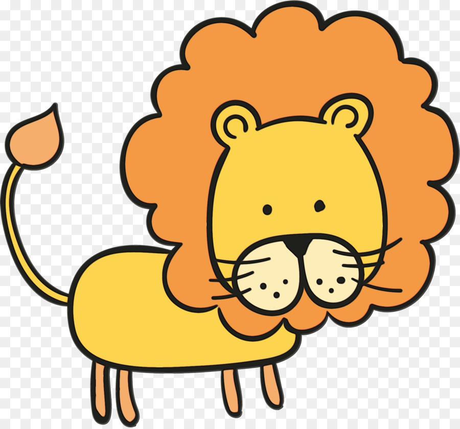 Descarga gratuita de León, Dibujo, Tigre Imágen de Png