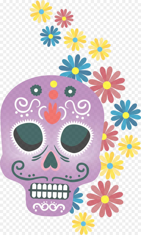 Descarga gratuita de Calavera, Día De Los Muertos, La Calavera Catrina Imágen de Png