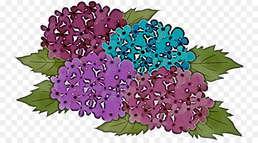 Descarga gratuita de Arbusto, Flor, French Hydrangea Imágen de Png