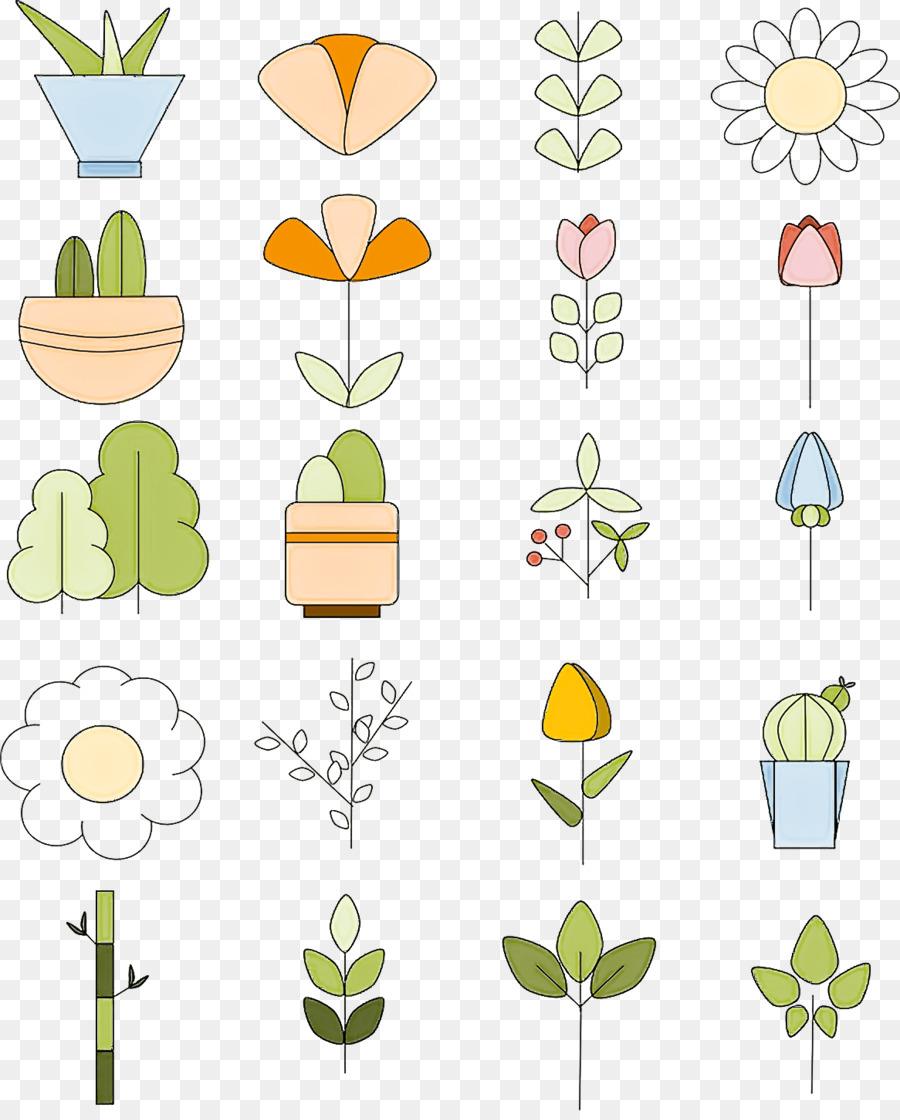 Descarga gratuita de Diseño Floral, Hoja, Rama Imágen de Png