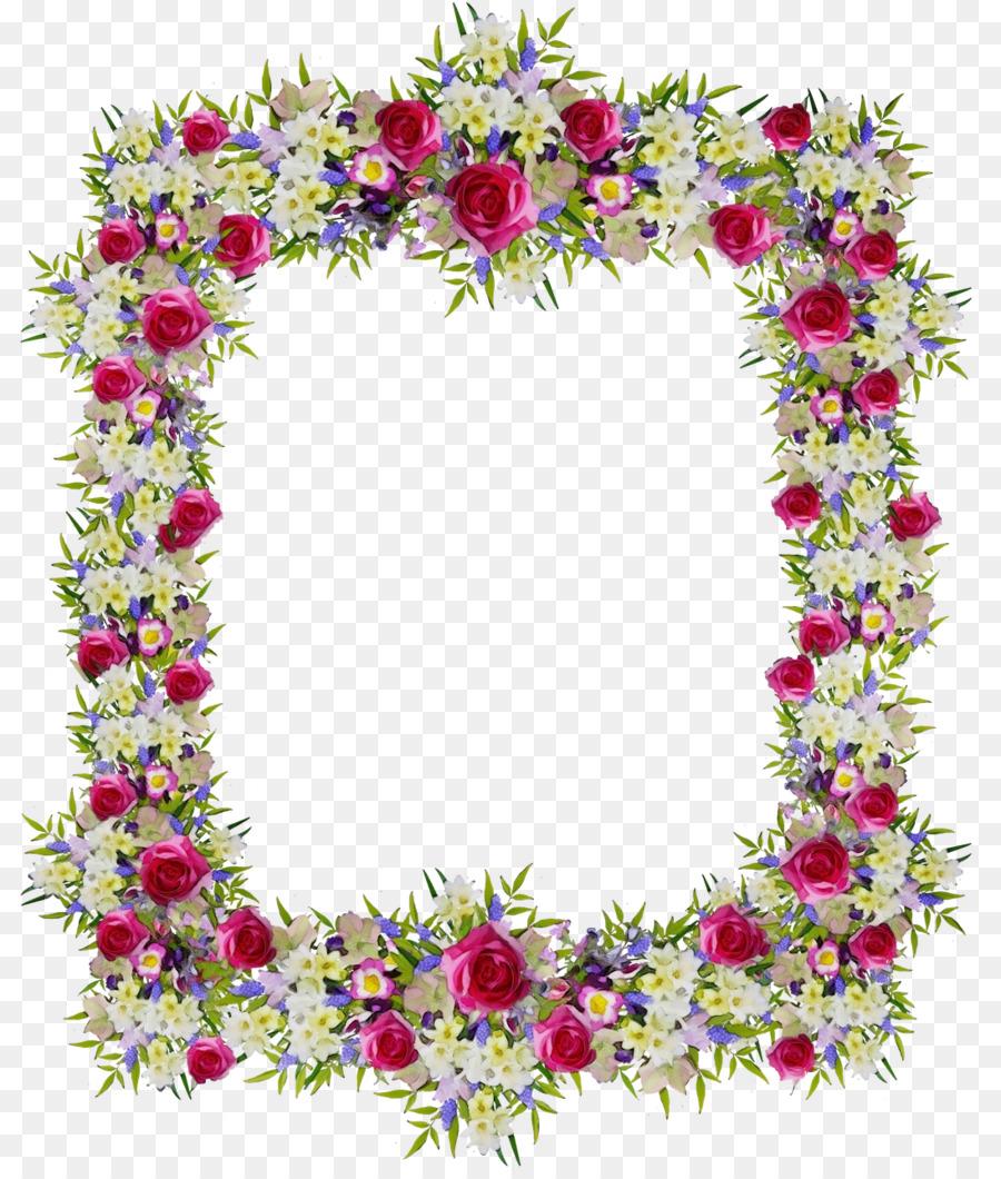 Descarga gratuita de Diseño Floral, Corona, Las Flores Cortadas Imágen de Png