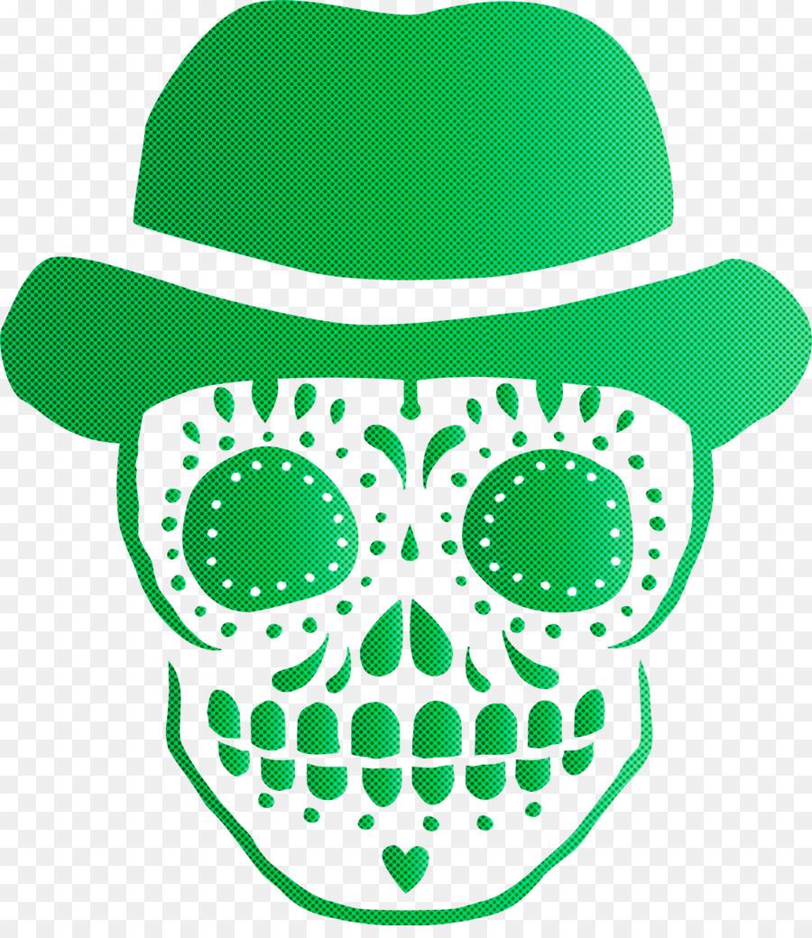 Descarga gratuita de Calavera, La Calavera Catrina, Día De Los Muertos Imágen de Png
